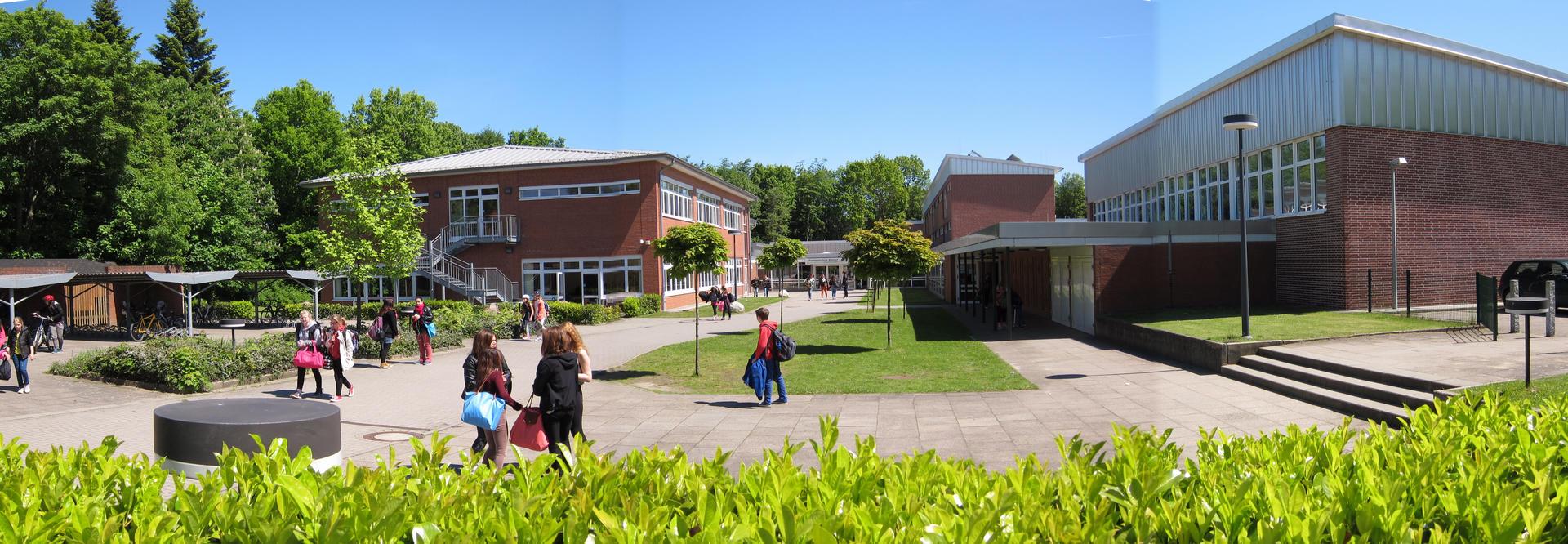Gebäude Realschule