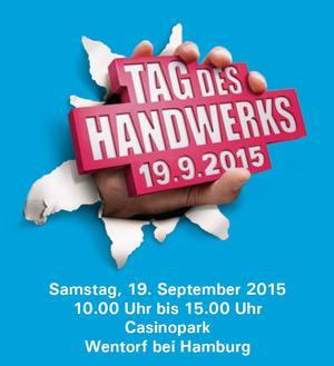 Plakat Tag des Handwerks