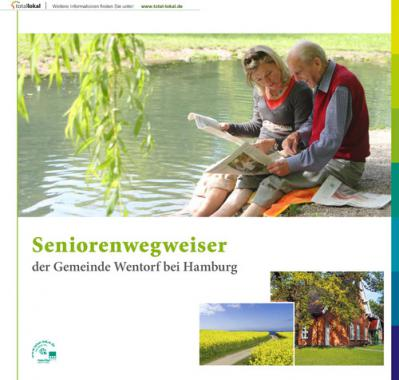 Titelbild Seniorenwegweiser