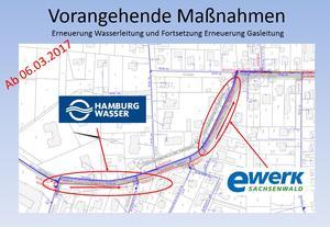 Maßnahmen Hamburg Wasser E-Werk
