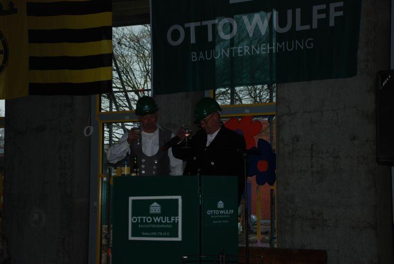 NBK Richtfest Bild 2