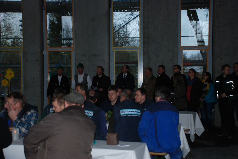NBK Richtfest Bild 4