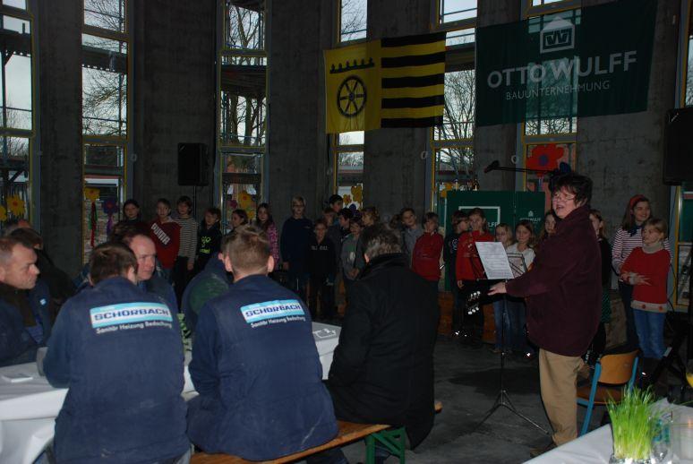 NBK Richtfest Bild 7