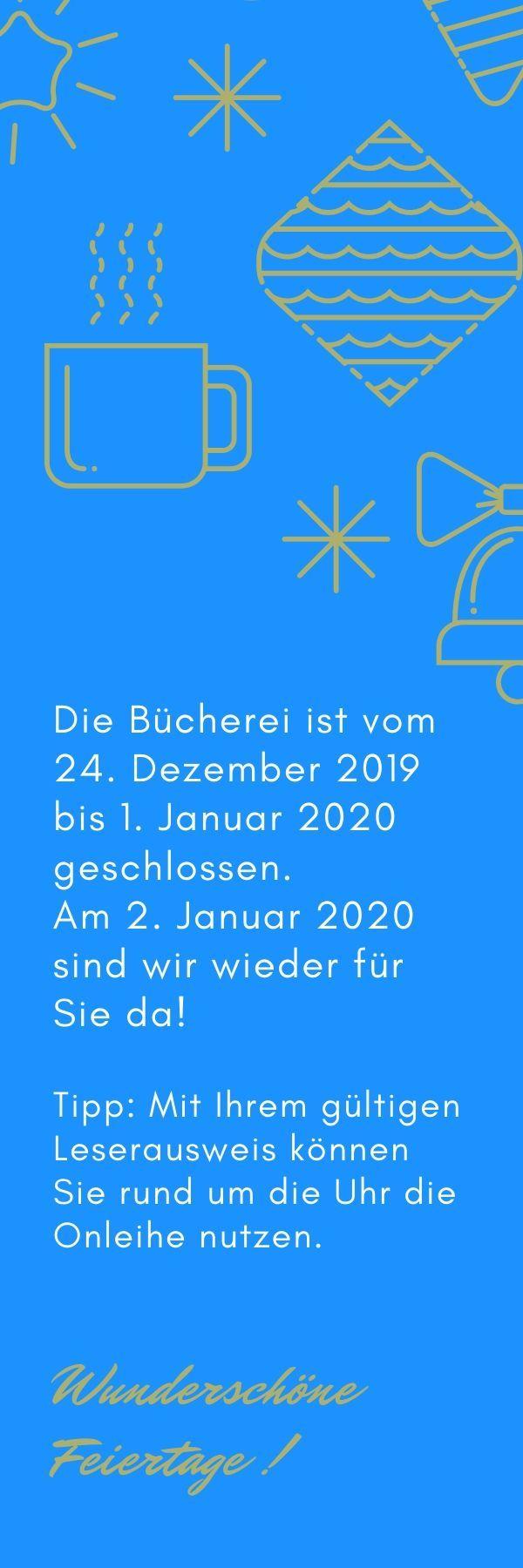 Lesezeichen_Öffnungszeiten_Weihnachten