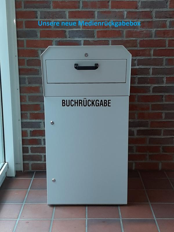 Medienrückgabebox